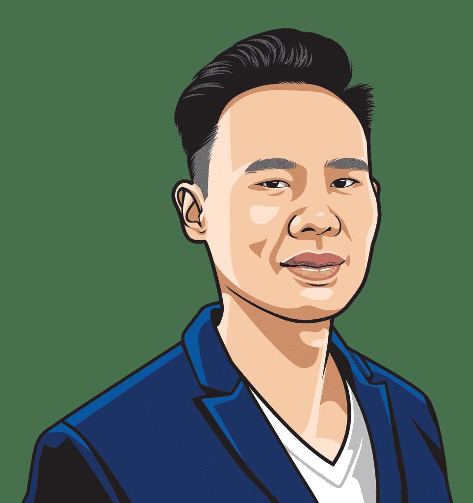Jax Ng - Caricature